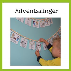 Adventsslinger