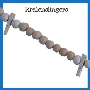 Kralenslingers